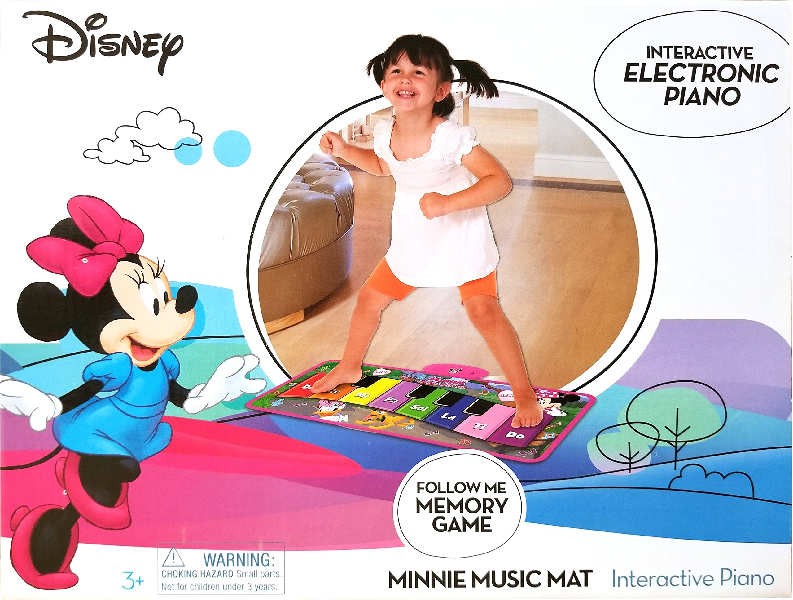 Disney Junior Minnie Music Mat by Disney (Image #2)