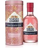 Warner Edwards Victoria's Rhubarb Gin, 20 cl