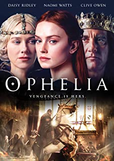 Book Cover: Ophelia