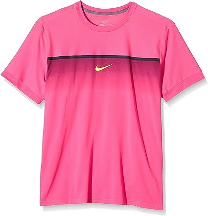 Nike Challenger t Shirt à Manches Courtes pour Homme Haute rafa Crew