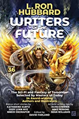 L. Ron Hubbard Presents Writers of the Future Volume 36: Anthology of Award-Winning Science Fiction and Fantasy Short Stories Kindle Edition