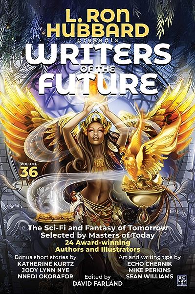 L. Ron Hubbard Presents Writers of the Future Volume 36 ...