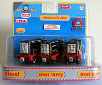 Thomas And Friends Take Along Diesels Gift Pack