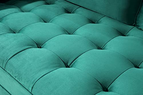Container Furniture Direct Hazen Sofas, Brown