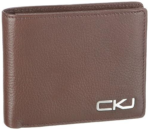 Calvin Klein Jeans Tomorrow CED105 PCH00 - Monedero de cuero ...
