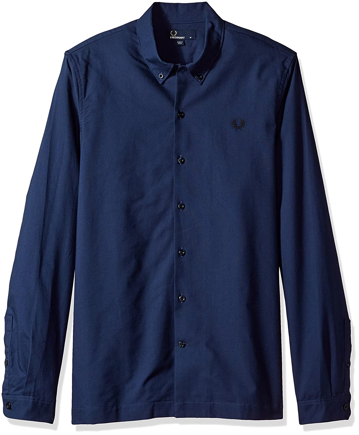 Fred Perry Men's Brushed Oxford Shirt M2546