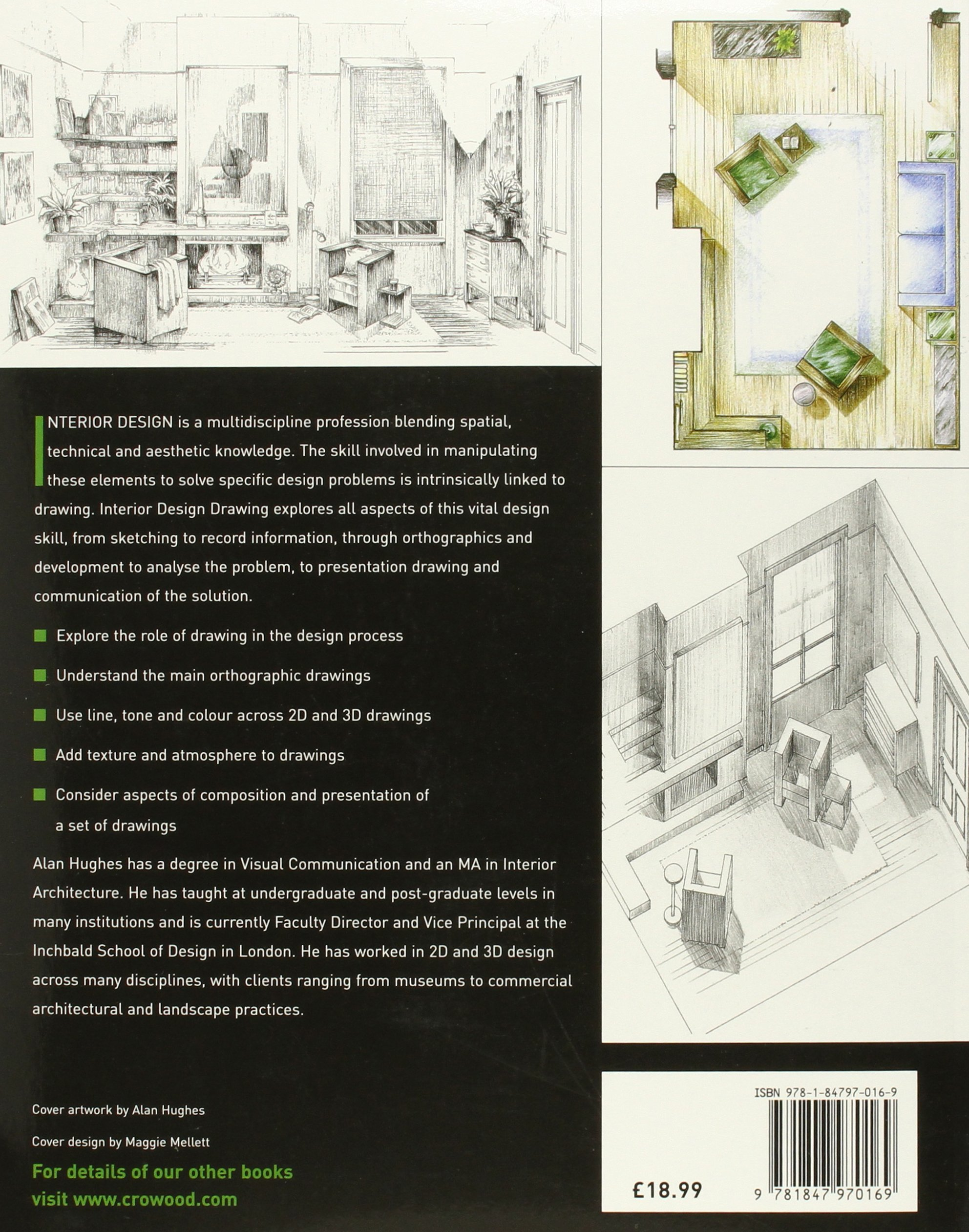 Buy Interior Design Drawing Book Online At Low Prices In India