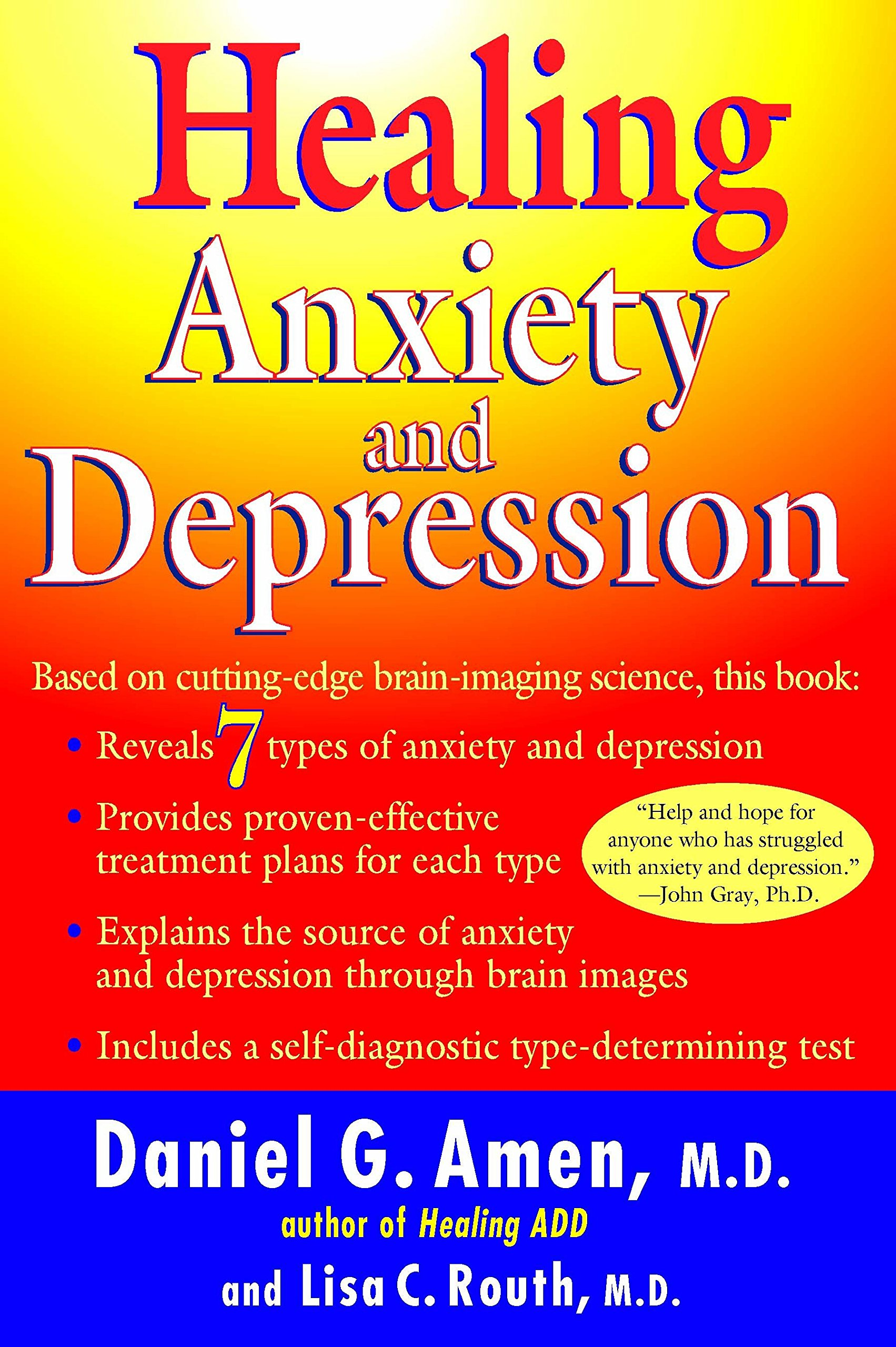 what is anxiety and depression