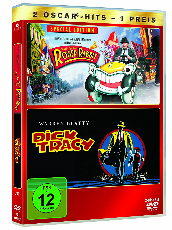 Falsches Spiel mit Roger Rabbit / Dick Tracy [2 DVDs]: Amazon.de ...