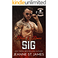 Blood & Bones: Sig (Blood Fury MC Book 2)