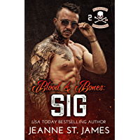 Blood & Bones: Sig (Blood Fury MC Book 2) (English Edition)