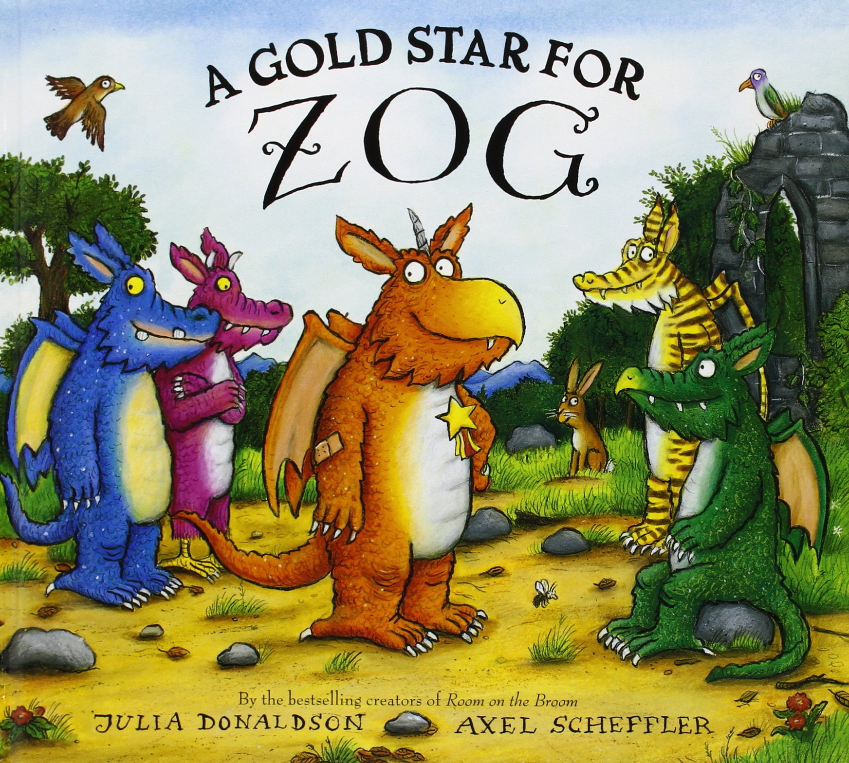 Download A Gold Star for Zog ebook