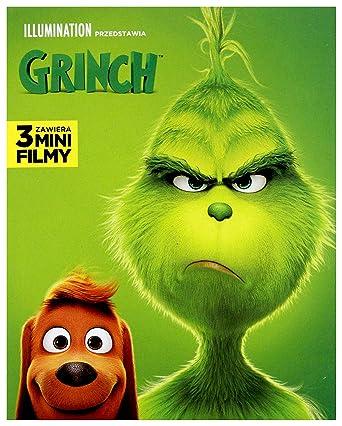 The Grinch Blu-Ray Region Free IMPORT No hay versión española ...