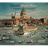 Handel: Water Music: Festspiel Orchester Gottingen