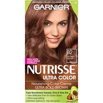 Amazon.com : Garnier Nutrisse Ultra Color Nourishing Hair Color ...