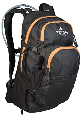 Amazon.com : TETON Sports Oasis 1200 3 Liter Hydration Backpack ...