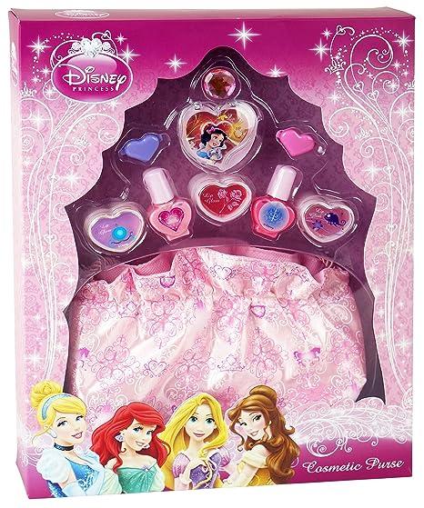 fcd12122a Disney Princesas Pack de maquillaje con bolsito (Markwins 9345900 ...