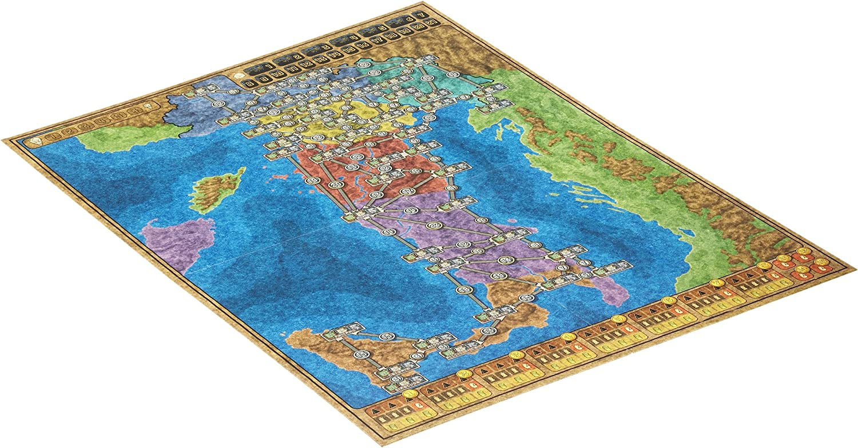 2F-Spiele - Alta Tensión: Francia - Italia / Power Grid Exp ...