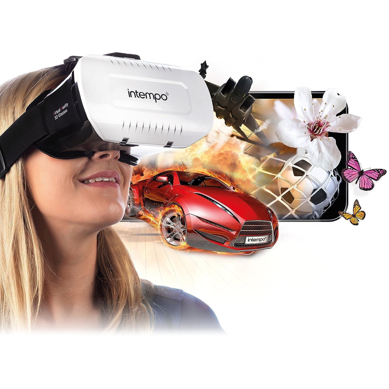 e5b90b73d5d Intempo EE1413 Engage VR 3D Virtual Reality Glasses  Amazon.co.uk   Electronics