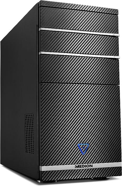 MEDION AKOYA P62006 - Ordenador de sobremesa (Intel Core i7-8700 ...