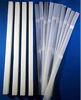 Amazon thermal binding glue strips for create your own thermobind 50 pcs 12 inch 12mm 80 110 sheet capacity malvernweather Gallery
