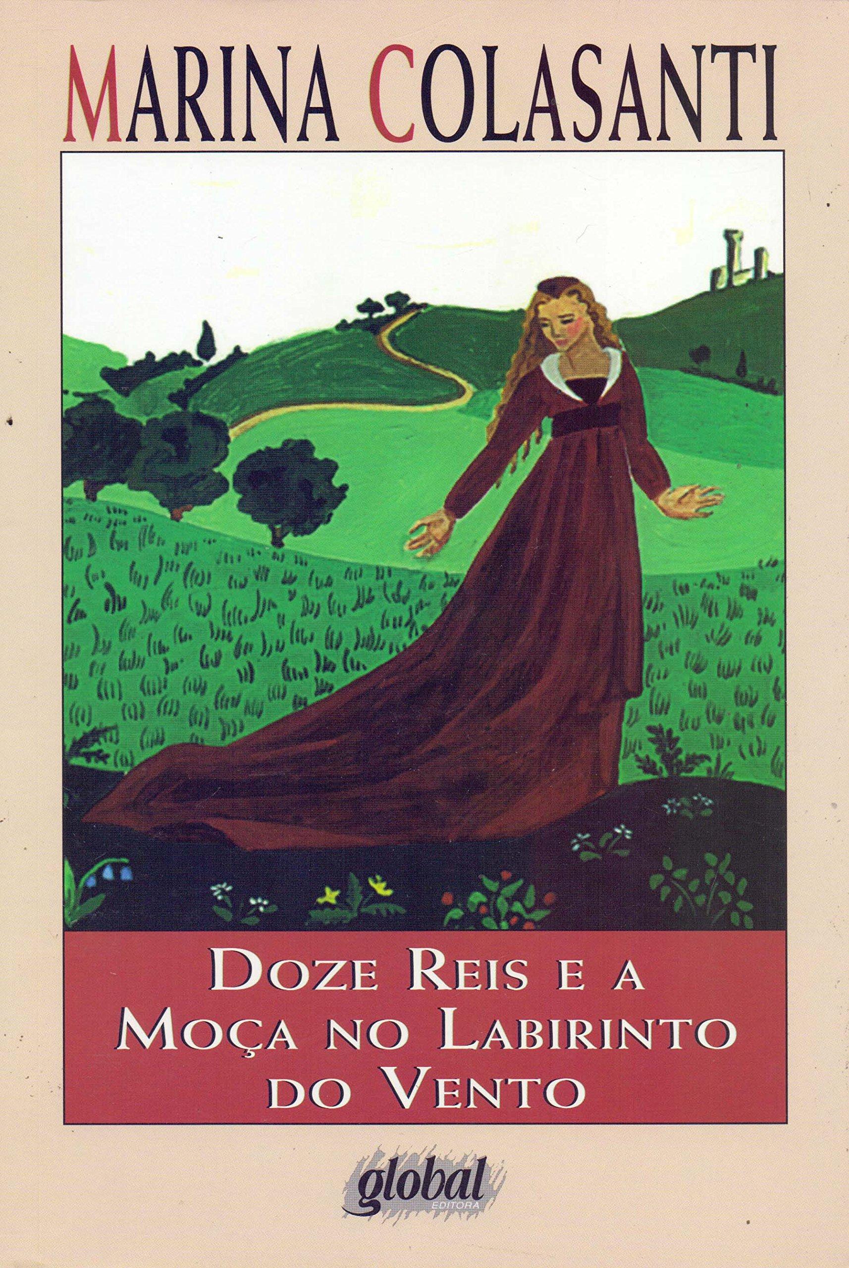 aab2e169179 Doze Reis e a Moça no Labirinto do Vento - Livros na Amazon Brasil-  9788526011083