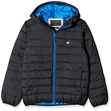 2c9520bd8ba07 Quiksilver Boys  Scaly Water-Repellent Insulated Jacket  Amazon.co ...