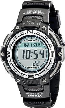 Casio SGW100 Men's Digital Compass Twin Sensor Sport Wrist Watch