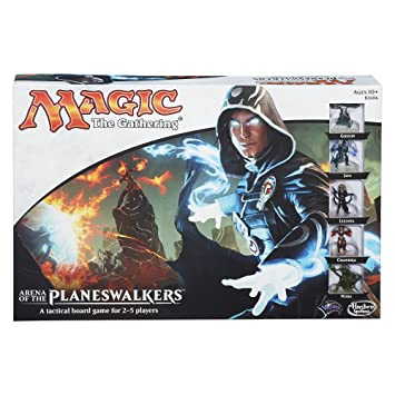 Hasbro B2606 Magic Gathering Arena Of The Planeswalkers Tactical