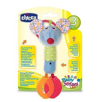 Amazon.com: Chicco Toys Walk Gino Il Topolino 3-18Mesi ...