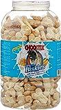 Choostix Multigrain Biskies with Real Milk Solids + calcium & vitamin D, 1 kg (Jar)