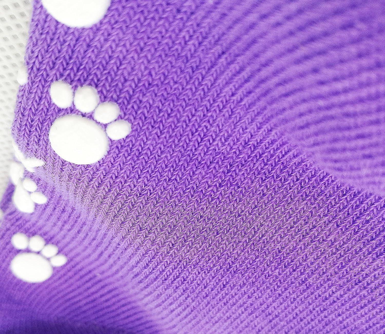 TUKA Fu/ßabdruck Motiv Anti Rutsch Socken TKB7000 Antirutsch Fu/ßsocken f/ür Baby M/ädchen und Jungen 12-36 Monate Babysocken ABS Socken f/ür 1-3 J 3 oder 6 Paar Set 3 Paar // 6 Paar