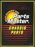 Parts Master K8300 Axle Pivot Bushing