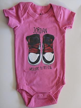 brand new fe3f5 8ef96 Stylish Nike Jordan Bodysuit Cap  Booties for Newborn 0-6 Months Baby Boy