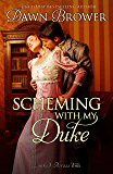 Scheming with My Duke (Linked Across Time Book 9)