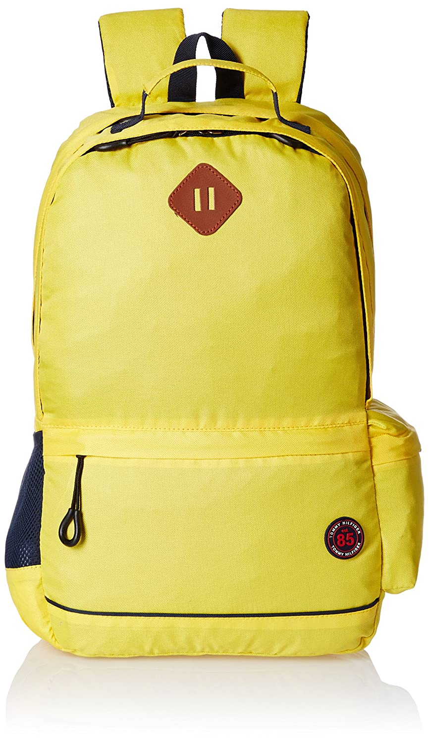 tommy-hilfiger-yellow-casual-backpack