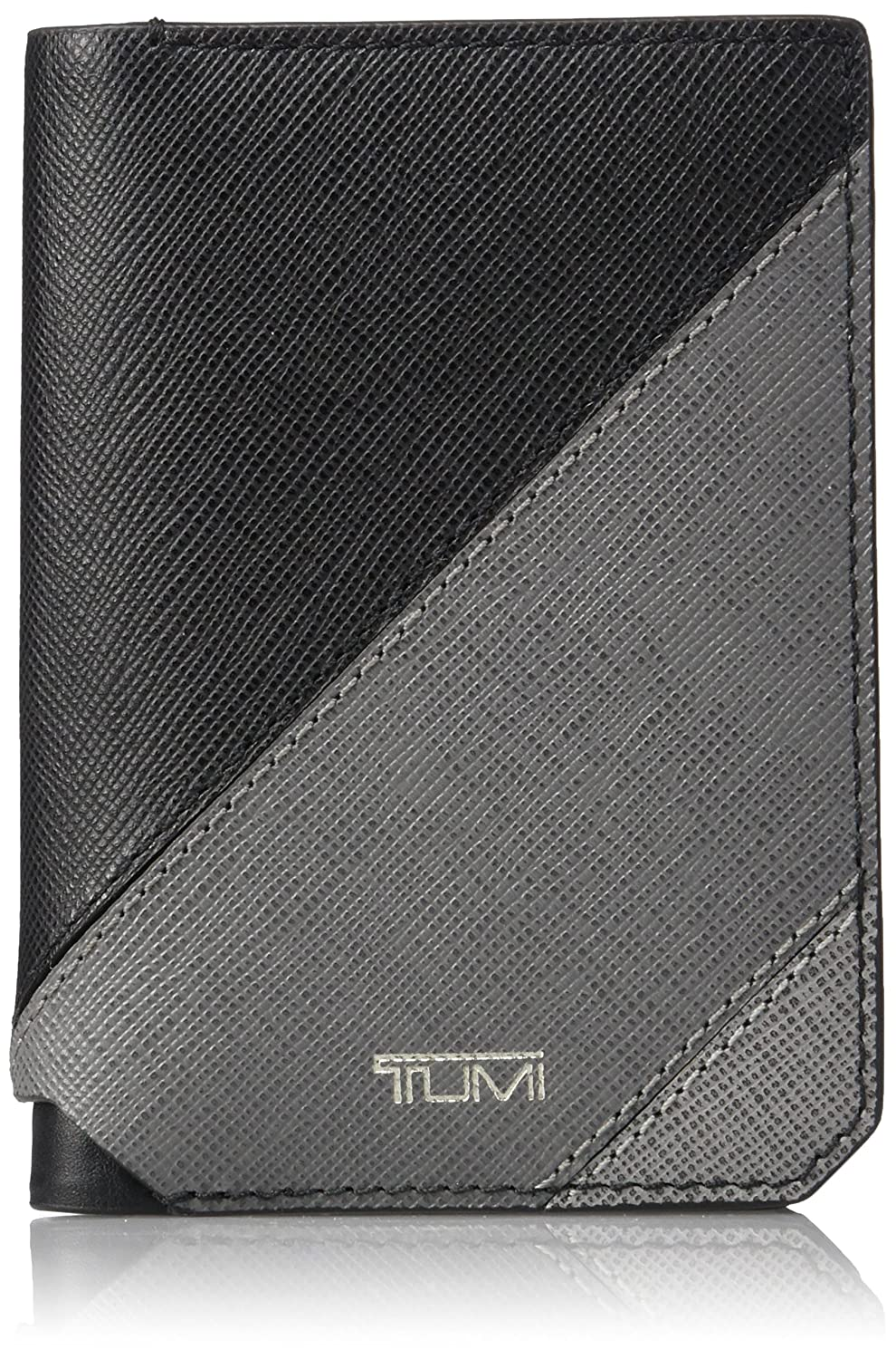 Amazon.com: Tumi Men\'s Mason Gusseted Card Holder Wallet With RFID ...