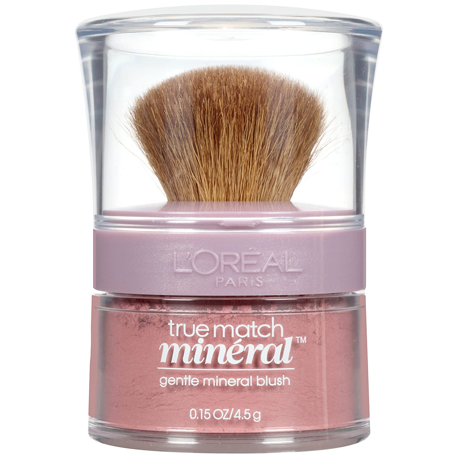 L'Oréal Paris True Match Mineral Blush, Soft Rose, 0.15 oz.
