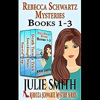 Rebecca Schwartz Mysteries 1-3: Three Funny Cozies (English Edition)