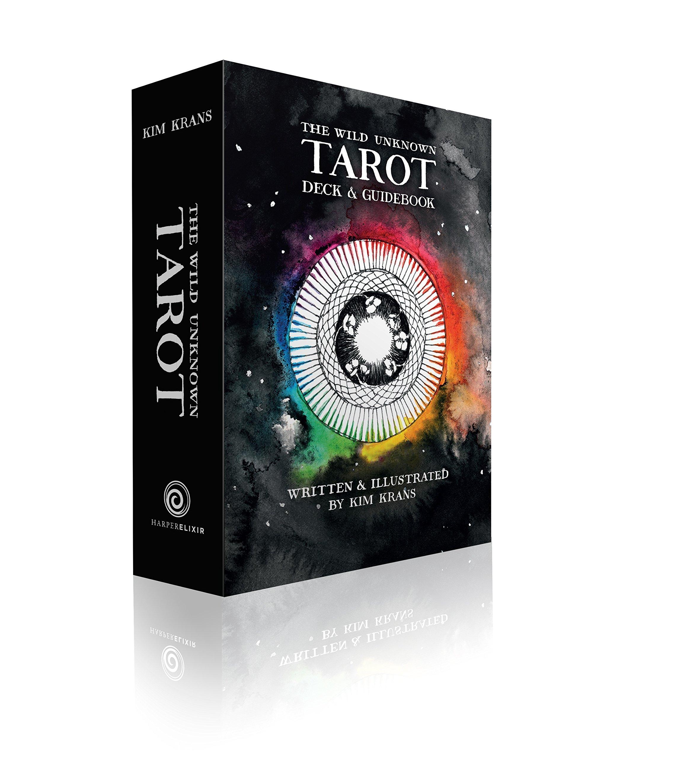 Wild Tarot Guidebook Official Keepsake product image