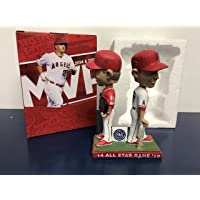 $59 » Mike Trout Los Angeles Angels 2014 & 2016 DUAL MVP 2017 STADIUM PROMO Bobblehead SGA