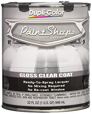 Dupli-Color BSP 30000 Clear Coat Paint Shop Finish System