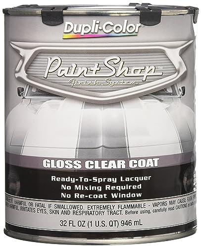 Dupli-Color BSP 30000 Clear Coat Paint Shop Finish System