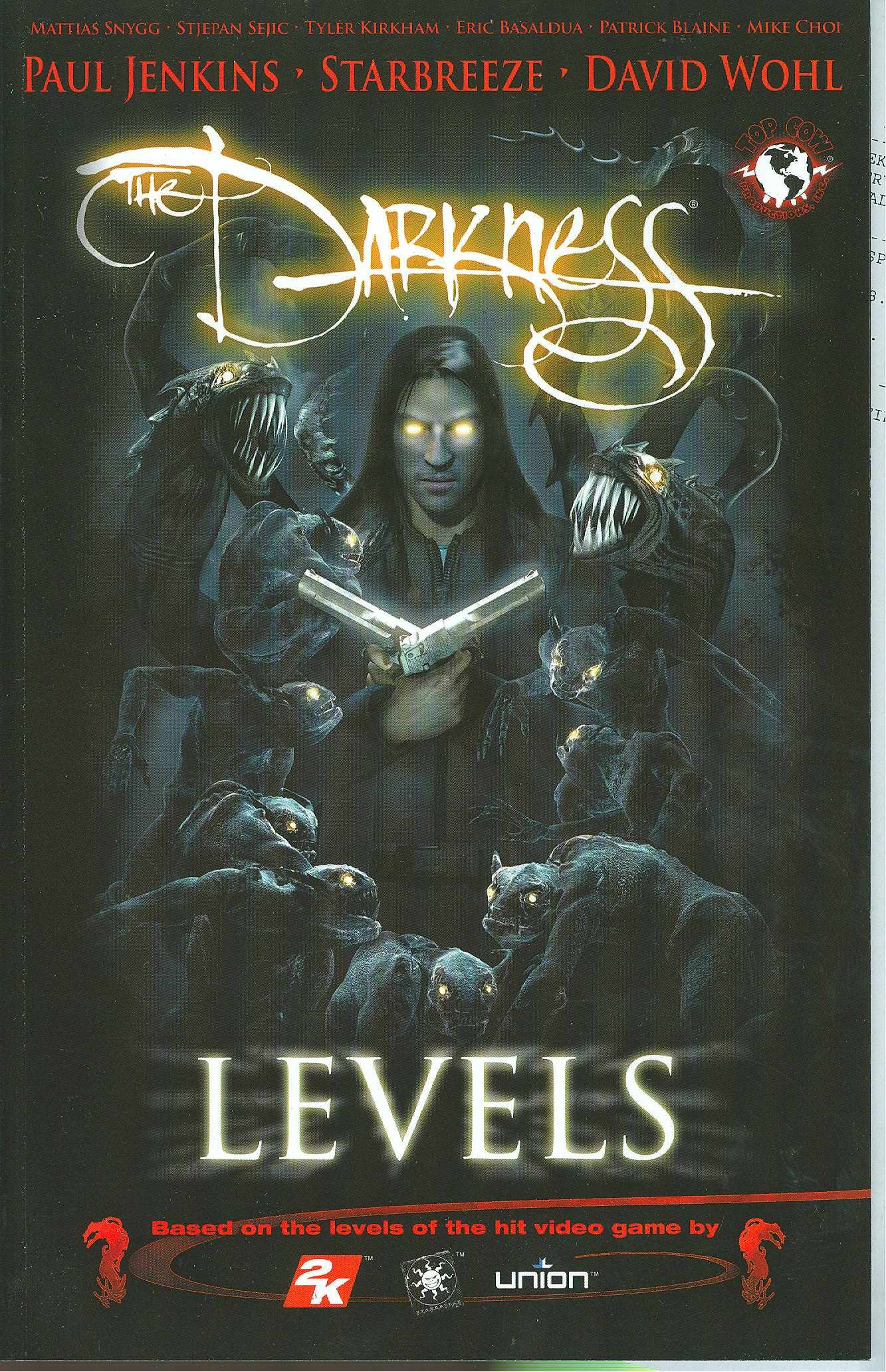 The Darkness: Levels (Darkness (Top Cow)) PDF