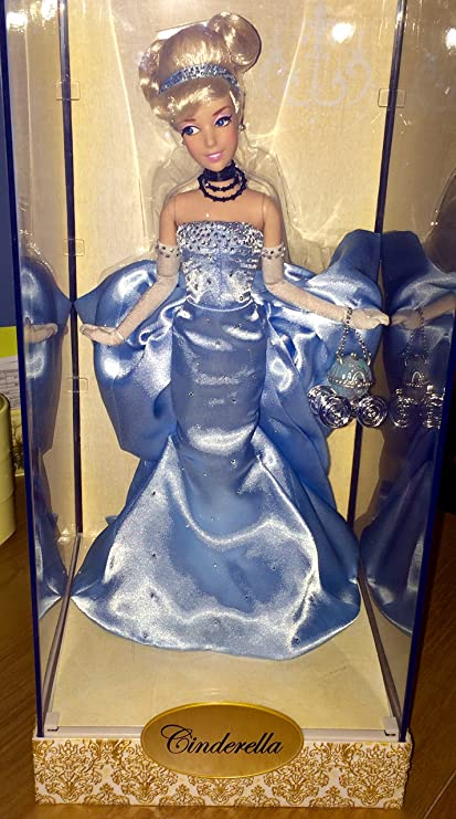 Amazon Com Disney Princess Exclusive 11 1 2 Inch Designer Collection Doll Cinderella Toys Games