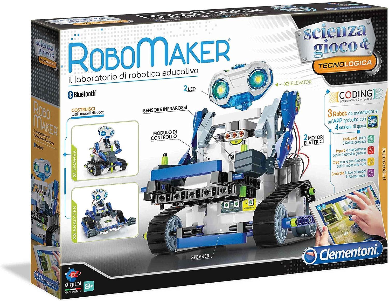 CLEMENTONI Robomaker Starter Set Juegos Didáctica / Educativo Ciencia