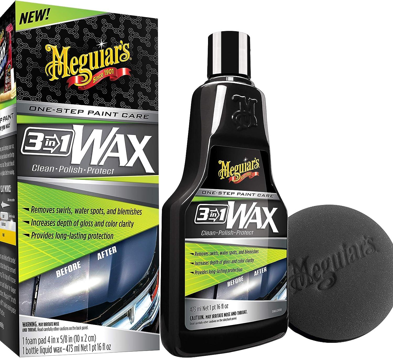 *Case of 6* Meguiar/'s Boat//RV Pure Wax