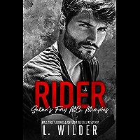 Rider: Satan's Fury MC-Memphis (English Edition)