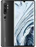 Xiaomi Mi Note 10 Smartphone, Dual Sim, 128GB, 6GB Ram - Midnight Black [Global Version]