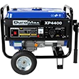 DuroMax XP4400, 3500 Running Watts/4400 Starting Watts, Gas Powered Portable Generator